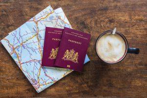 reizen met een minderjarige