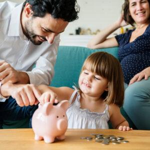 Spaargeld kinderen
