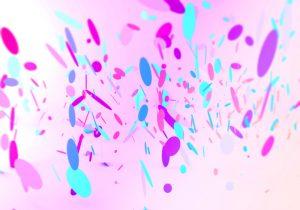 Arbeidsongeval: confetti kanon